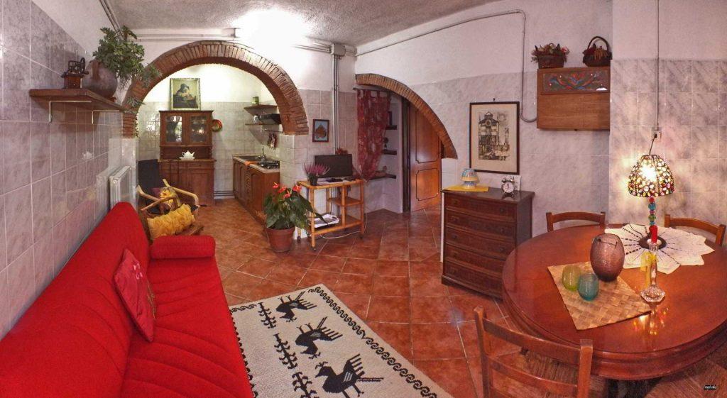 """Appartement à deux pièces """"Il Granaio"""""""