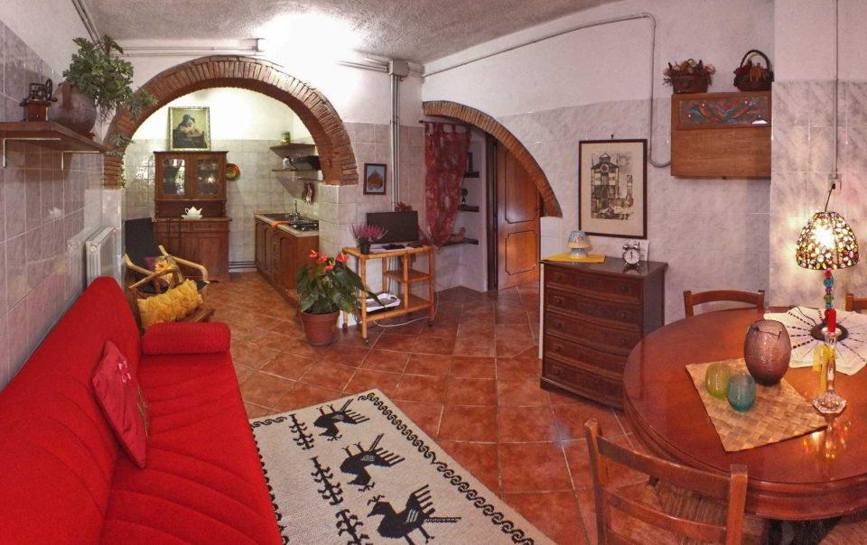 """Zweizimmerwohnung """"Il Granaio"""""""