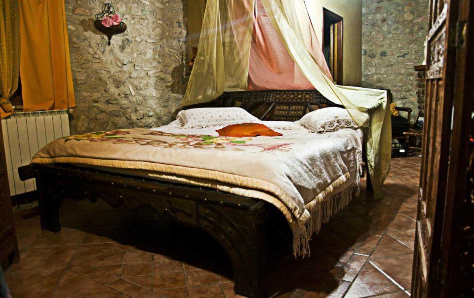 """Agriturismo Il Pratone Einzimmerwohnung """"Suite"""""""