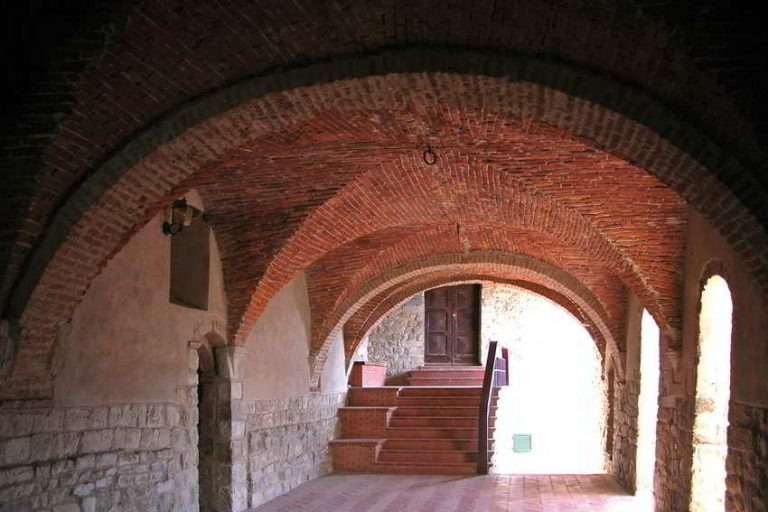 Castelnuovo crypt