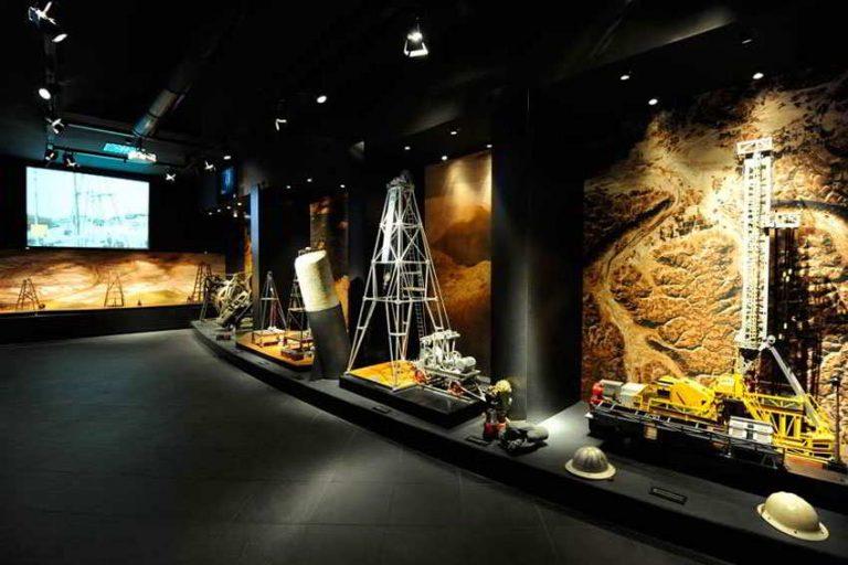 Museo della Geotermia - Interno