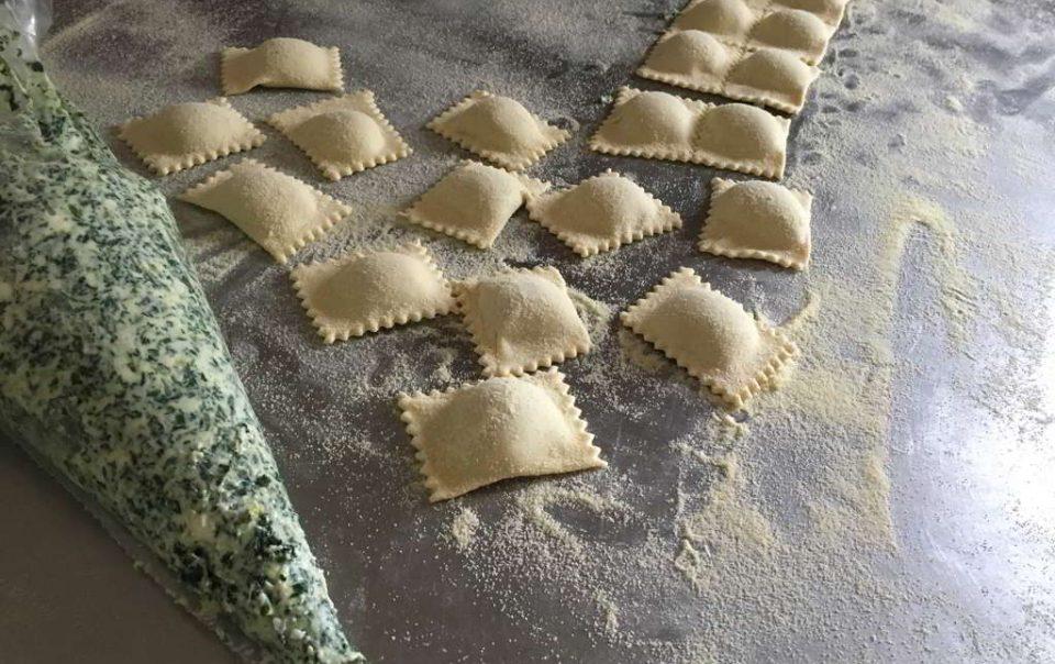 Lavorazione della Pasta Agriturismo Il Pratone